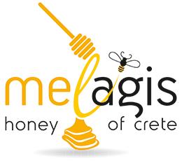 Honig mit Thymian, Pinie und Blumen von Kreta Mini 130gr