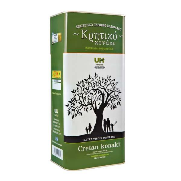 Konaki Extra Natives Olivenöl 5lt Kanister