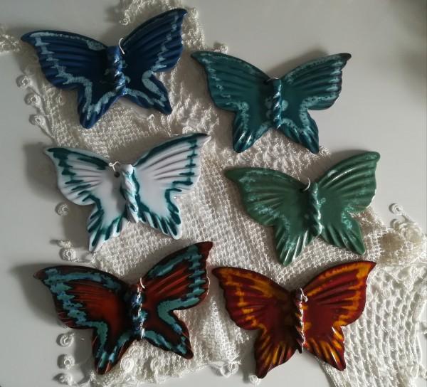 Handgemachter Schmetterling