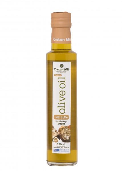 Aromatisches Olivenöl mit Trüffel 250ml