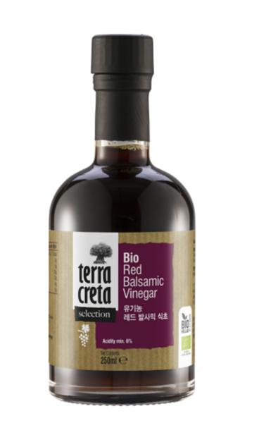 Bio Red Balsamic Vinegar 250ml