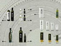 Lyktos Extra Natives Olivenöl 3 x 250 ml Marasca Flaschen + 100 ml Glasflasche Gratis