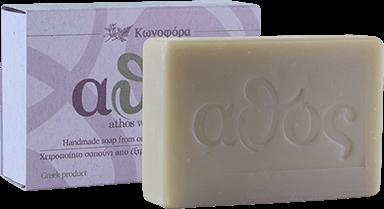 Athos Handgemachte Seife aus Nadelbäume