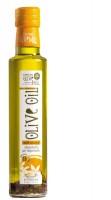 Aromatisches Olivenöl mit Orangen 250 ml