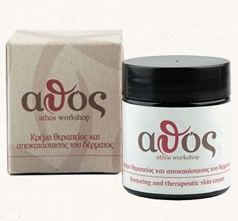 Athos Wiederherstellende & therapeutische Hautcreme