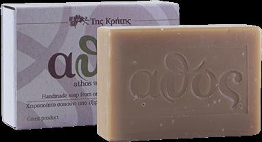 Athos Handgemachte Seife aus Kreta